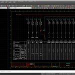 Schemi Elettrici Software : Set di strumenti autocad electrical software per la